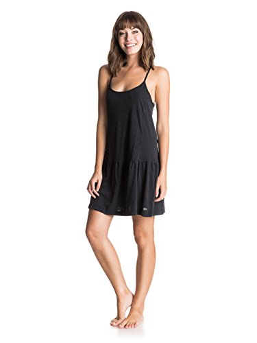 roxy-womens-pacific-state-sleeveless-dress-true-black-large