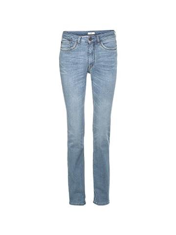 H.I.S Jeans - Jeans Slim - Femme - Bleu (light mizzle blue) - FR : 36 (Longueur 31)