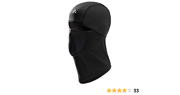 Bike Facemask Warm VAUDE Accessorio Uomo