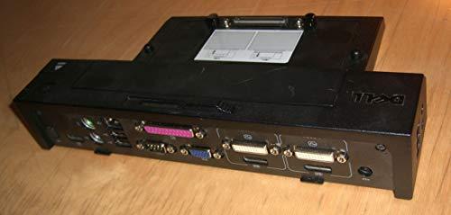 Dell E-Port Plus K09A Dockingstation (passend für Latitude E4200, E4300, E4310, E5400, E5410, E5420, E5430, E5440, E5500, E5510, E5520, E5530, E5540, E6220, E6230, E6320, E6330, E6400, E6400 ATG, E6400 XFR, E6410, E6410 ATG, E6420, E6420 ATG, E6430, E6430 ATG, E6430s, E6440, E6500, E6510, E6520, E6530, E6540, E7240, E7440, XT3, Precition M2400, M4400, M4500, M6500, M6600)