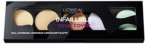 L'Oréal Paris Infaillible Total Cover Concealer Palette -