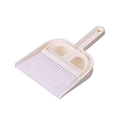Alien Storehouse 3PCS Creative Commercial/Haushaltsreinigungswerkzeuge Mini Besen und Kehrschaufel Kunststoff Griffe Sweep Sets#S