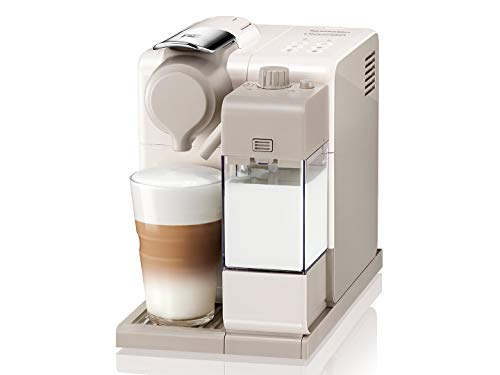 De'Longhi EN 560.W Nespresso Lattissima Touch Animation