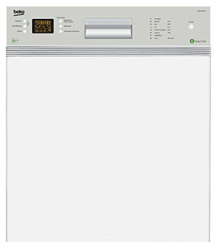 Beko DSN 6833 FX Geschirrspüler Teilintegriert/A++ / 262 kWh/Jahr / 13 MGD / 2800 Liter/Jahr/Herausnehmbare Schublade/edelstahl