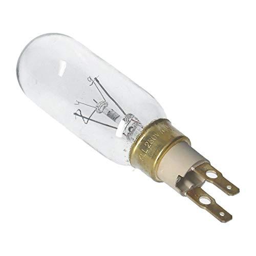Glühlampe Birne 40W für Kühlschrank wie Whirlpool Bauknecht Ariston 481213428078