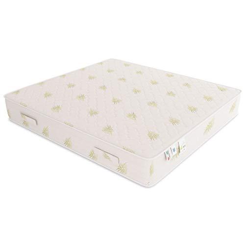 Baldiflex materasso memory easy super top matrimoniale con rivestimento in aloe vera, misura 160x190x23 cm