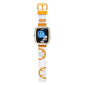 VTech 80-194244 Star Wars BB-8 – Reloj de Pulsera, Color Blanco