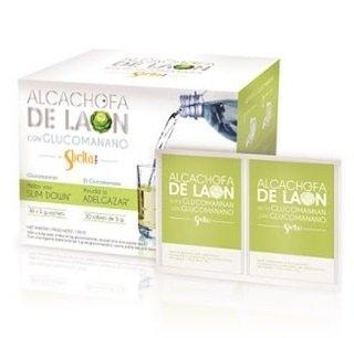 Laon carciofo glucomannano aiuta la perdita di peso, aumenta il metabolismo, diuretico, disintossica il corpo e bruciare i grassi Saciante