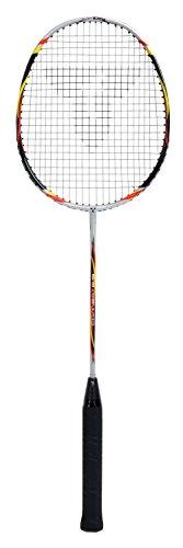 Talbot Torro Badminton-Schläger COMBAT 5.6 ISO-Kopf 2016 silber/Schwarz/Rot M