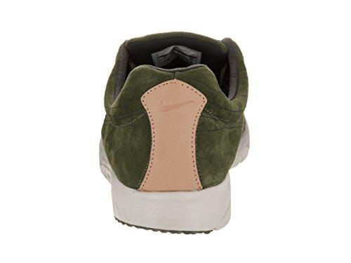 NIKE Mayfly Leather Premium Schuhe Herren Echtleder-Sneaker Turnschuhe Grün 816548 300 Grün
