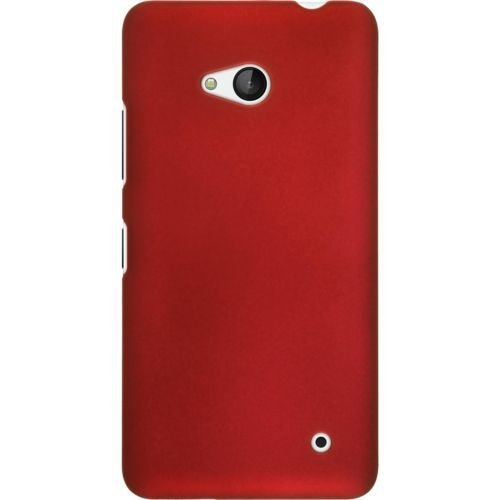 WOW Imagine(TM) Rubberised Matte Hard Case Back Cover For NOKIA MICROSOFT LUMIA 640 (Maroon Wine Red)  available at amazon for Rs.169