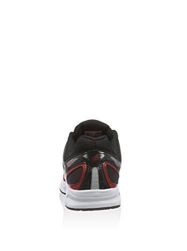 New Balance M460, Chaussures de Fitness homme rouge/noir/blanc