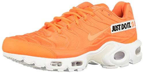 Nike Damen WMNS Air Max Plus Se Laufschuhe, Mehrfarbig (Total Orange/White/Black 800), 40.5 EU