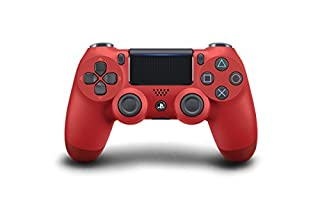PlayStation 4 - DualShock 4 Wireless Controller, rot (2016) (B01M4KLNE6) | Amazon Products