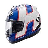 Nouveau casque moto Arai RX-7GP LEON HASLAM
