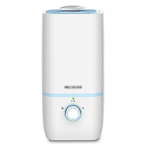 GYZ Humidificateur 4L Ultra Silencieux d'humidité de Brume fraîche, humidité constante Pure Intelligente et silencieuse, Machine d'aromathérapie, Double Purification, arrêt Automatique sans Eau //+