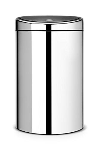 brabantia-touch-bin-cubo-de-basura-10-23-litros-dos-compartimentos-para-reciclaje-acero-brillante