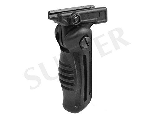 SUTTER Frontgriff/Vordergriff/Tactical Folding Grip/für 19-21mm Montageschiene (passend für Weaver und Picatinny)