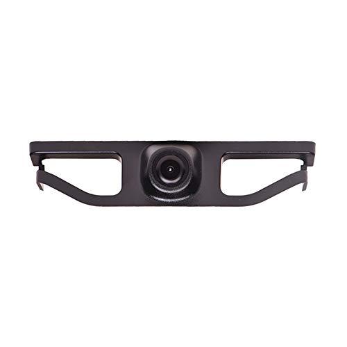 Front-Kamera- perfekt,170° Wasserfest 1/3 HD CCD Emblem Kamera (Schwarz) & unauffällig ins Front-Emblem integriert für Subaru Forester SJ 2013-2018 1/3 Sony 420 Tv