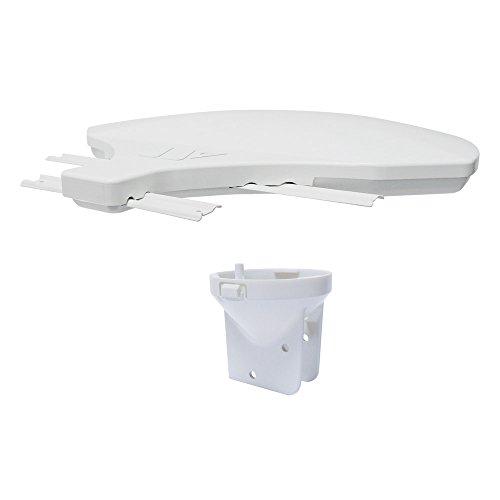 Winegard Winegard Rayzar z1 RZ-5000 Retrofit Kit VHF/UHF HD Amplified RV Antenna 4K Ready - White