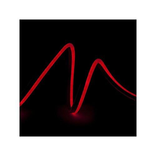 Manguera de LEDs Neon Flex 80 LEDs/M 8W/M 24VDC IP66 Rojo