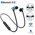 BRMVJ Wireless Magnetic JGJ-765 Earphone Supporting All Phone Android pc Tablet iOS