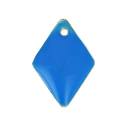 rombi-in-smalto-epossidico-15-mm-blu-turchese-x8