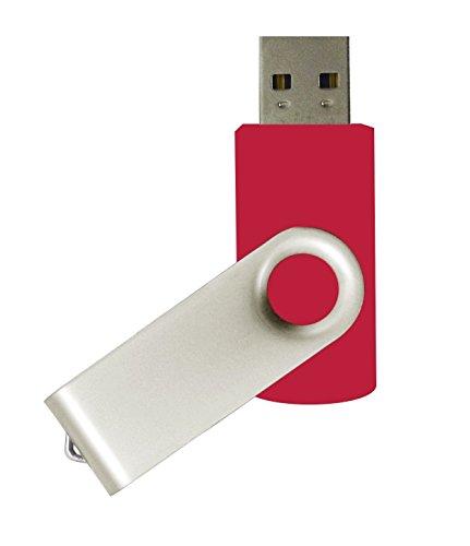 1Stück 32g 32GB 3.0USB Flash Drive Pen Drive Memory Stick Daumen Stick Pen rot 2.0/1GB (Usb 2.0 1 Flash)
