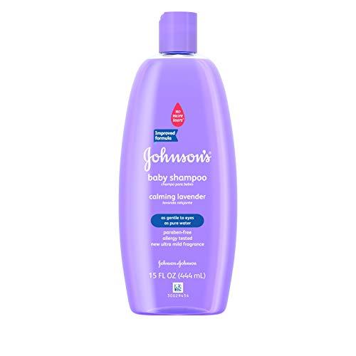 Johnson & Johnson Baby Shampoo 445 ml Beruhigender Lavendel