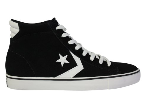 Converse - Fashion/Mode - Proleathervulcmidblk - Noir