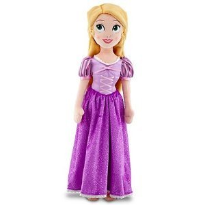 Tangled Plush - Rapunzel Stuffed Doll