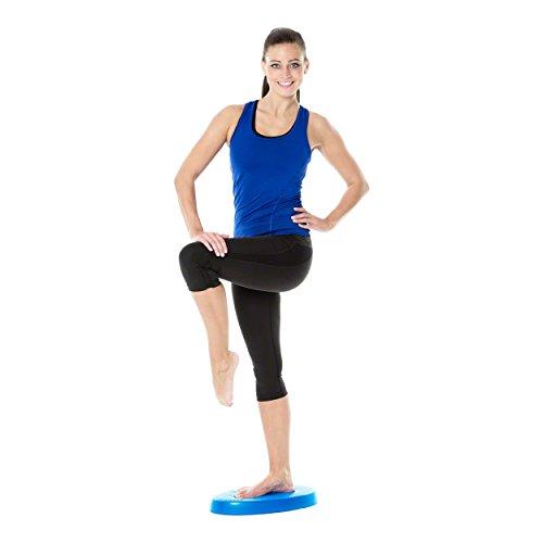 Thera-Band Stabilitätstrainer Balance Reha Physiotherapie Therapie schwer/ blau