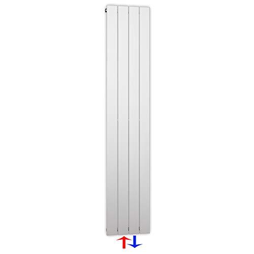 Design Paneelheizkörper Heizkörper Badheizkörper 150 x 30 mit Mittelanschluss (457 Watt nach EN442)