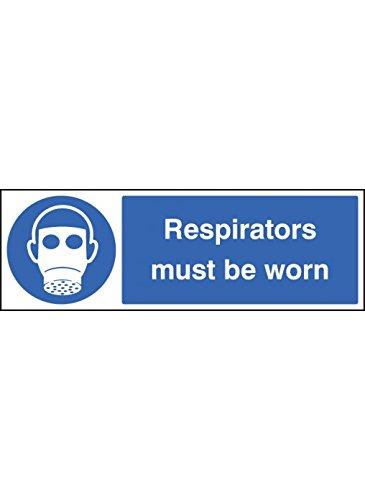 Caledonia Schilder 25205G Lungenautomaten zu tragen, Zeichen, selbstklebendes Vinyl, 300mm x 100mm