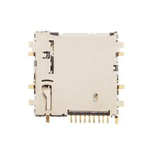 MMC Card Slot + MMC Card Anschluss für Sony Xperia L/S36h