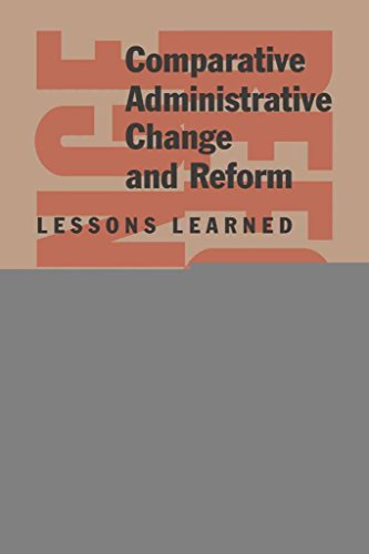 [(Comparative Administration Change and Reform : Lessons Learned)] [Edited by Jon Pierre ] published on (March, 2010)