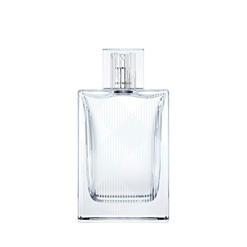 Burberry Brit Splash for Him, Eau de Toilette mit Zerstäuber, 50 ml - 50 Ml Splash
