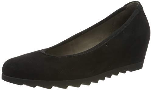 Gabor Shoes Damen Basic Pumps, Schwarz 17, 37.5 EU