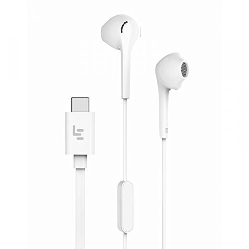 Letv LeEco CDLA LePDH401CHCDLA Earphone Type-C Plug HiFi Chip inbedded Continual Digital Lossless Audio
