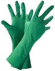 Atlas BS EN 388 & BS EN 374 Certified Nitrile Chemical Safety Gloves