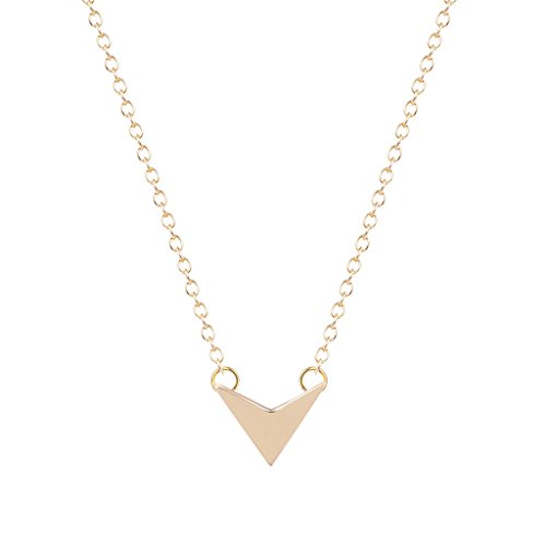 steampunk-chevron-v-triangle-geometric-necklace-pendant-simple-unique-jewelry-gift-necklace-for-girl