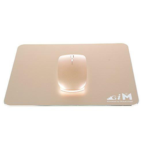 g-i-mall-gaming-aluminium-mouse-pad-11-zoll-anti-rutsch-gaming-mat-mauspad-mikrosandstrahlen-alumini