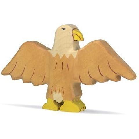 Holztiger Wooden Eagle by Holztiger