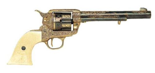 Denix Replica Kavallerie Colt Peacemaker 34 cm Colt 45 -