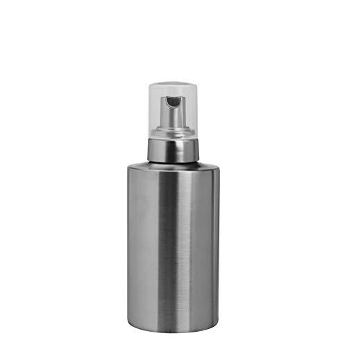 GBSIER Dispensador de jabón en Espuma - Dispensador de Jabón Líquido de Acero Inoxidable Ideal para la Cocina, el baño, los Accesorios de baño,250ml
