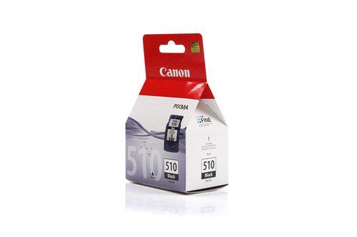 Preisvergleich Produktbild Canon Tintenpatrone BJ Cartridge/PG510 schwarz 2970B001 Inh.9 ml