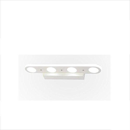 Met Amore LED Lampada frontale mirror specchio del bagno della luce del Governo Bathroom Vanity (Frontale Vanity)