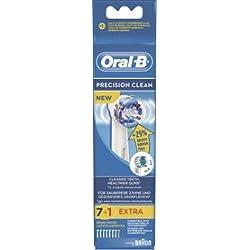 Braun - Precision clean oral b de -cabezales para cepillo de dientes eléctrico (4unidades)