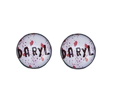 Daryl. The Walking Dead. Zombie 8mm (Dead Walking Party Supplies)