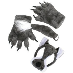et (Wolf Kostüme Für Kind)